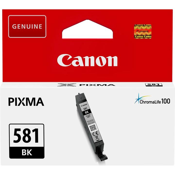 CLI-581 Cartouche d'encre noir Canon 798551600000 Photo no. 1