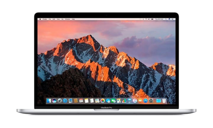 CTO MacBook Pro TB 15'' 2.8GHz i7 16GB 512GBSSD Silber Apple 79842240000017 Bild Nr. 1