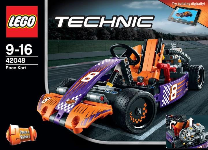 LEGO Technic Le karting 42048 747887900000 Photo no. 1