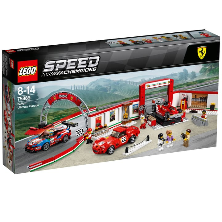 Lego Speed Champions 75889 748875500000 Bild Nr. 1