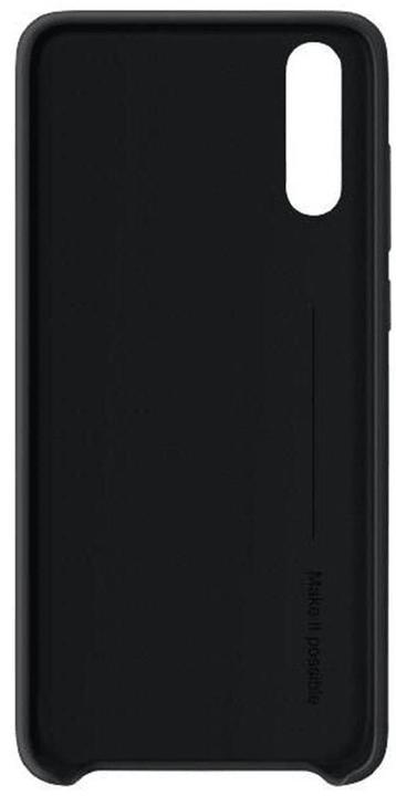 Silicone Case schwarz Hülle Huawei 785300135613 Bild Nr. 1