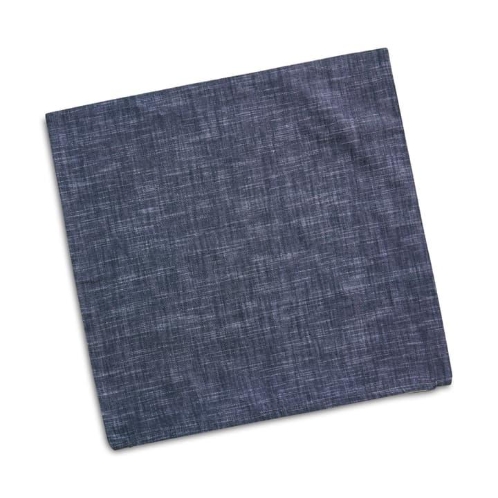 THIMPU Housse de coussin décoratif 50x50 378184200045 Dimensioni L: 50.0 cm x P: 50.0 cm Colore Blu marino N. figura 1