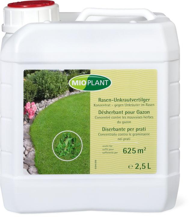 Mioplant Rasen Unkrautvertilger 2 5 L Kaufen Bei Do It Garden