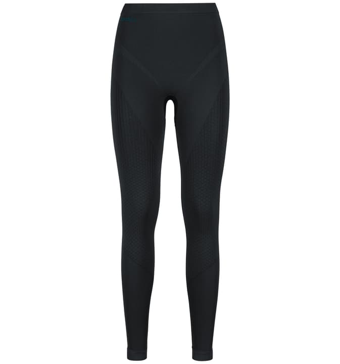 Evolution Warm Damen-Unterhose lang Odlo 477065500220 Farbe schwarz Grösse XS Bild Nr. 1