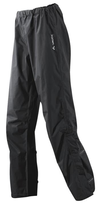 Fluid Damen-Bike-Regenhose Vaude 494079303620 Farbe schwarz Grösse 36 Bild-Nr. 1