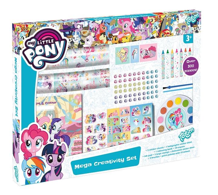 My Little Pony Mega Creativity Set 746128800000