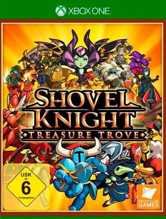 Xbox One - Shovel Knight: Treasure Trove D Box 785300145715 N. figura 1