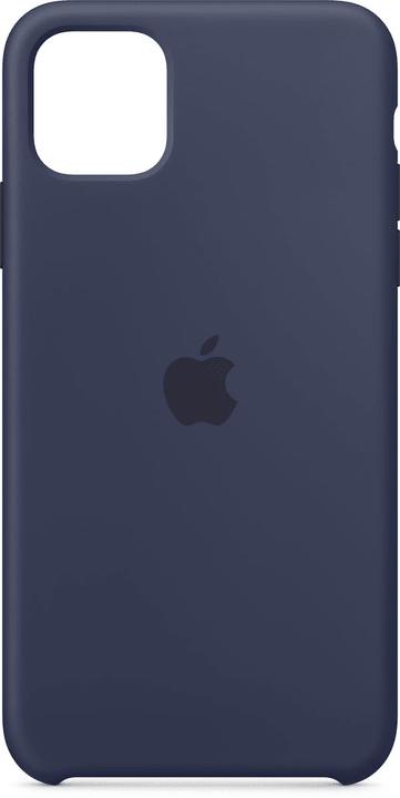 iPhone 11 Pro Max Silikon Case Mitternachtsblau Case Apple 785300146958 Bild Nr. 1