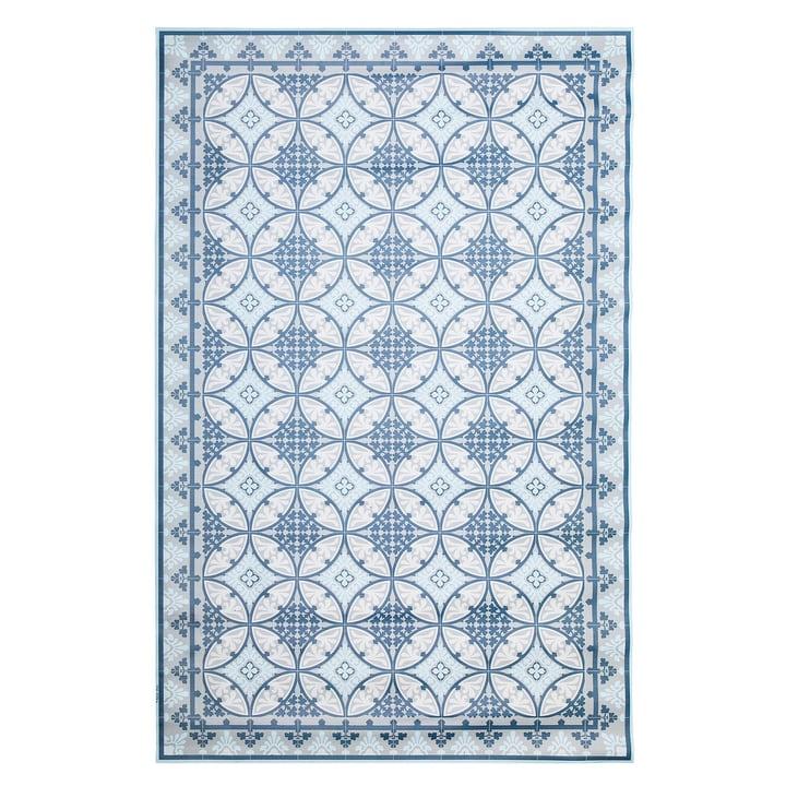 TALYA Teppich 371031400000 Farbe Multicolor Grösse B: 120.0 cm x T: 190.0 cm x H: 2.0 mm Bild Nr. 1