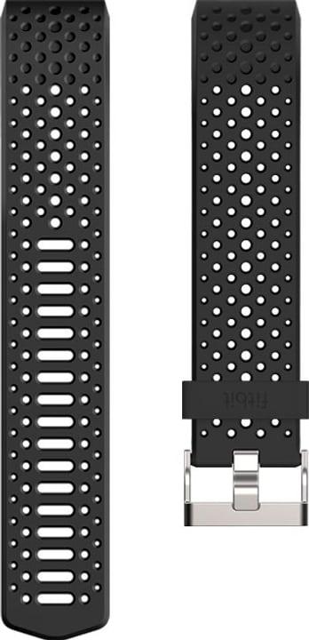Charge 2 Schwarz Large Sportarmband Fitbit 785300131125 Bild Nr. 1