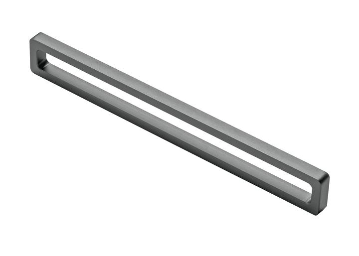 MODUL Maniglia a staffa color titanio opaco. lunghezza 28 cm 404489900000 N. figura 1