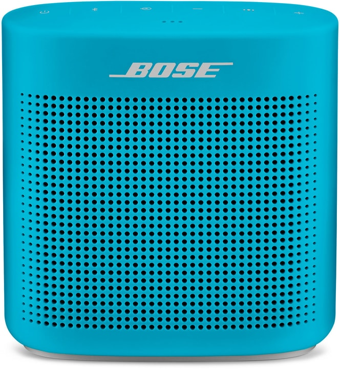 SoundLink Color II - Blau Bluetooth Lautsprecher Bose 772826400000 Bild Nr. 1