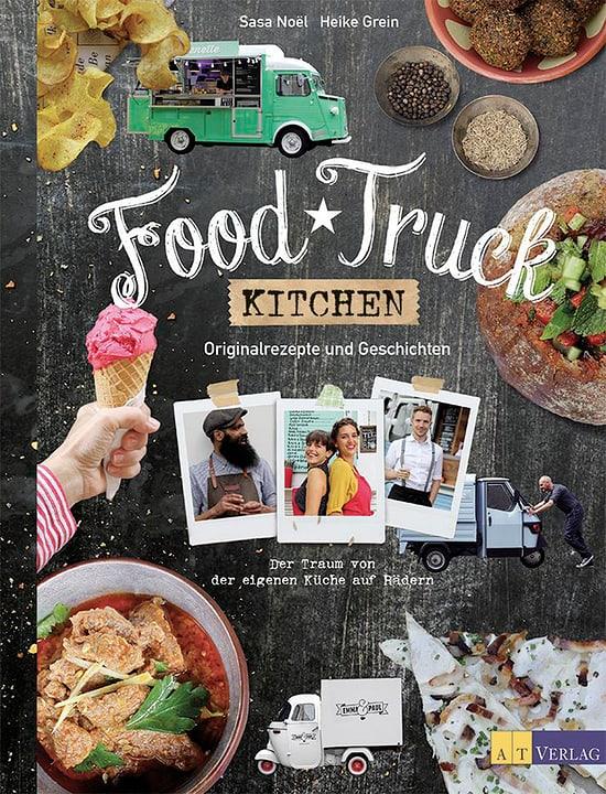 Food Truck Kitchen Livre 393238400000 Photo no. 1