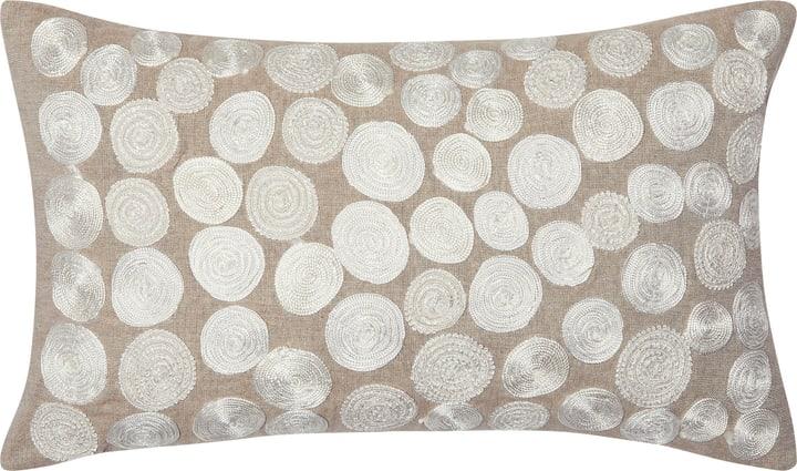 GUILLERMA Fodera per cuscino decorativo 450689740374 Colore Beige Dimensioni L: 50.0 cm x A: 30.0 cm N. figura 1
