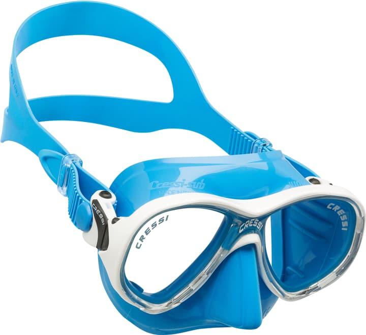 Marea Junior Lunettes de plongée Cressi 464700600040 Couleur bleu Taille Taille unique Photo no. 1