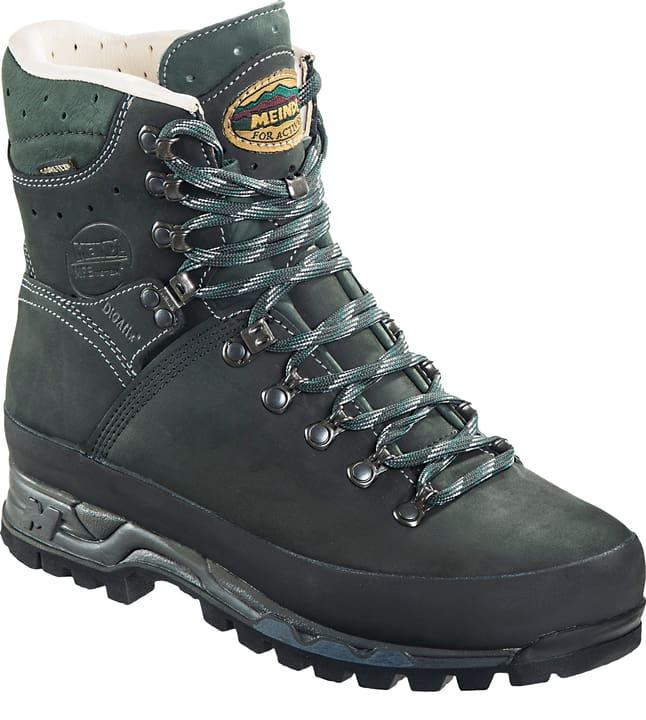 Island MFS Active Chaussures de trekking pour homme Meindl 465507344586 Couleur antracite Taille 44.5 Photo no. 1