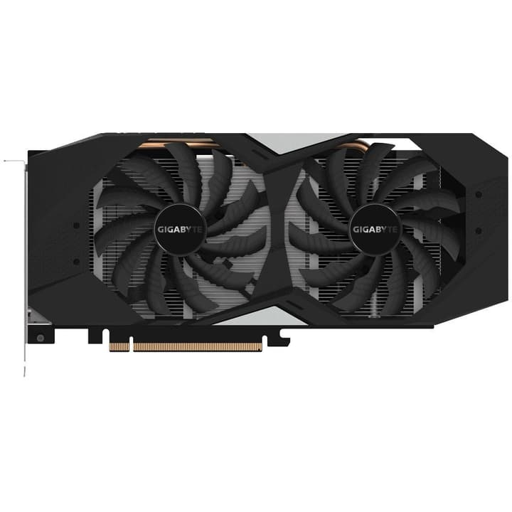 GeForce GTX 1660 Ti Windforce OC 6G Card graphique Giga-Byte 785300144016 Photo no. 1