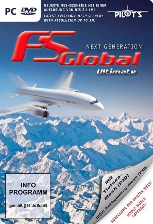 PC - FS Global Ultimate Next Generation Box 785300121912 Bild Nr. 1