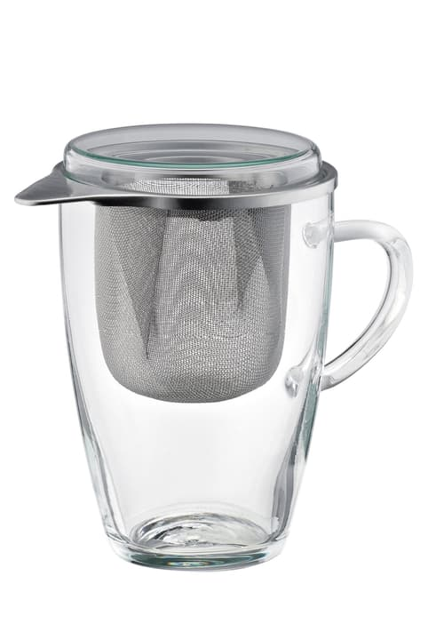 SIMAX Verre à thé avec passoire en métal 441081200000 Photo no. 1