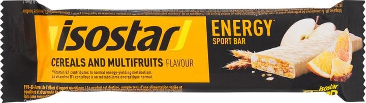 Energy Energieriegel Isostar 491976630000 Geschmack Multifruit Bild-Nr. 1