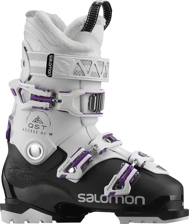 QST Access HS Damen-Skischuh Salomon 495461441010 Farbe weiss Grösse 41 Bild-Nr. 1