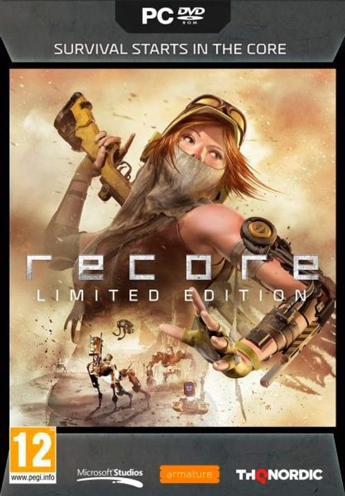 PC - ReCore Limited Edition D/F Box 785300138888 Bild Nr. 1