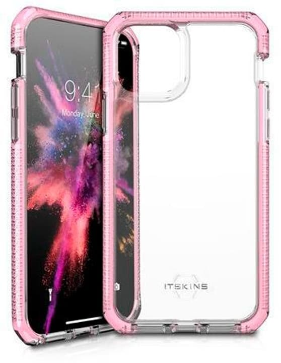 Hard Cover SUPREME CLEAR light pink transparent Coque ITSKINS 785300149495 Photo no. 1
