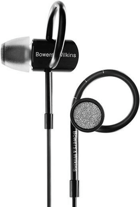 C5 Serie 2 - Nero Cuffie In-Ear Bowers & Wilkins 772777400000 N. figura 1