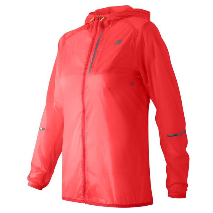 W Lite Packable Jacket Damen-Running-Jacke New Balance 470108100529 Farbe pink Grösse L Bild-Nr. 1