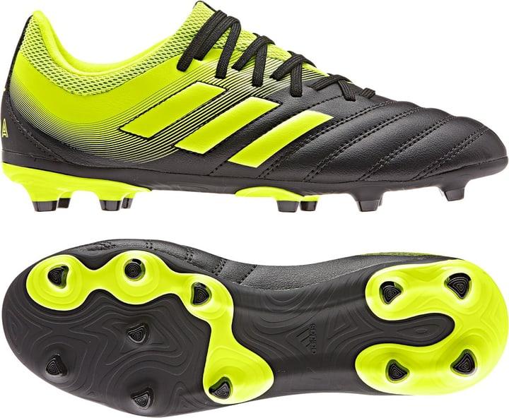Copa 19.3 FG Kinder-Fussballschuh Adidas 460679130020 Farbe schwarz Grösse 30 Bild-Nr. 1