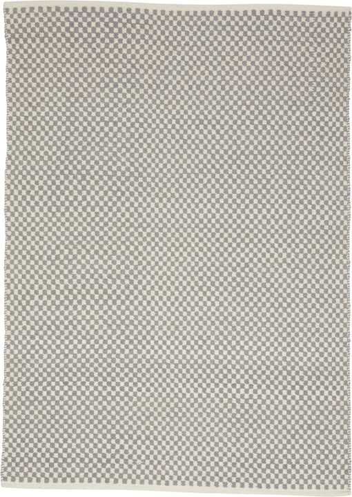 SAVERIA Tappeto 411986110480 Colore grigio Dimensioni L: 100.0 cm x P: 140.0 cm N. figura 1