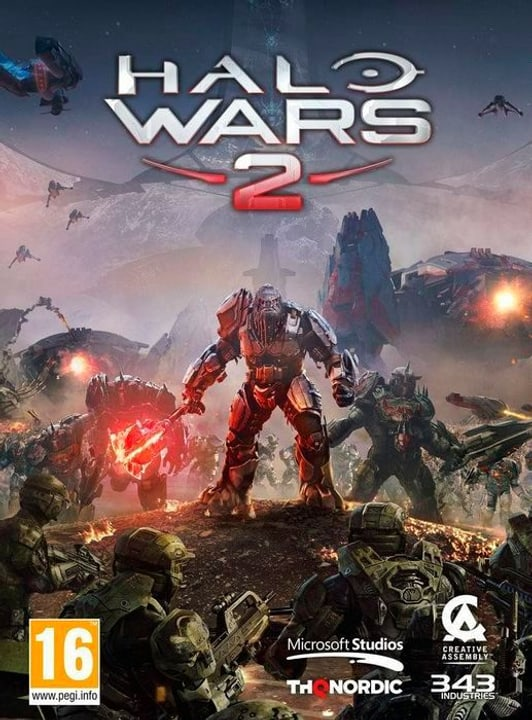 PC - Halo Wars 2 Physique (Box) 785300121655 Photo no. 1