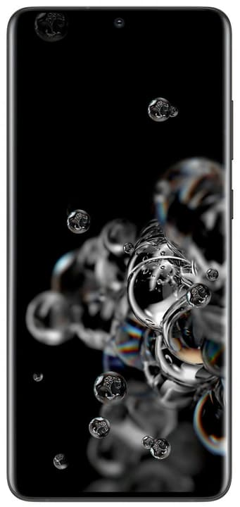Galaxy S20 Ultra 128GB 5G Cosmic Black Smartphone Samsung 794653000000 Couleur Cosmic Black Réseau 5G LTE Photo no. 1
