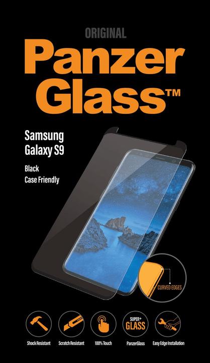 Screen Protector Case Friendlyfor Galaxy S9 Schutzfolie Panzerglass 798616400000 Bild Nr. 1