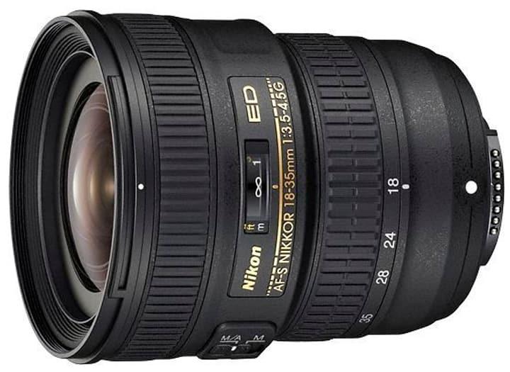 Nikkor AF-S 18-35mm/3.5-4.5G ED Objektiv Nikon 785300125543 Bild Nr. 1