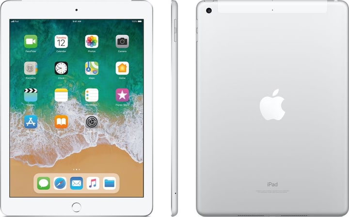 iPad Education LTE 32GB silver Apple 798434400000 N. figura 1