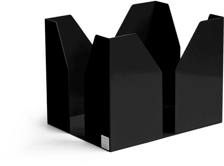 Altpapierständer Tiefschwarz Altpapiersammlung 604042500000 Bild Nr. 1