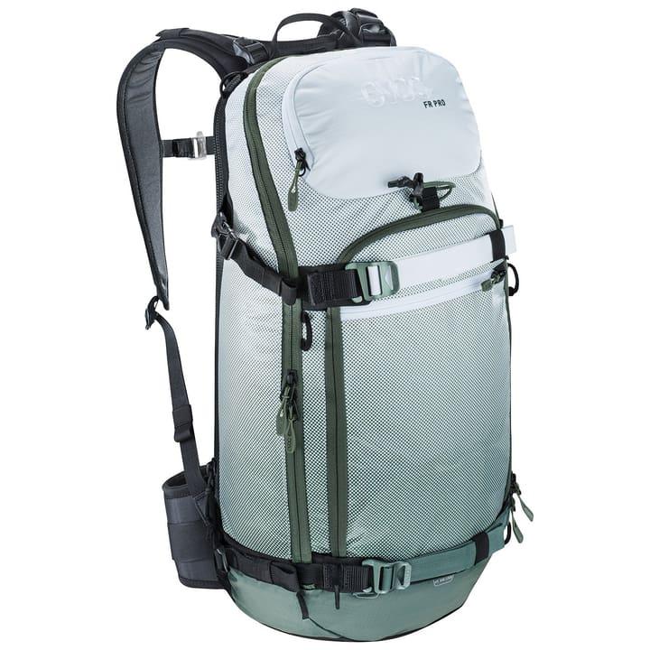 FR Pro Backpack Zaino tecnico per sci-alpinismo Evoc 460237401410 Colore bianco Taglie M/L N. figura 1