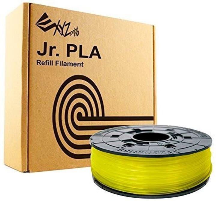 cartouche d'impressà filament pour Junior 3D jaune XYZprinting 785300125416 Photo no. 1