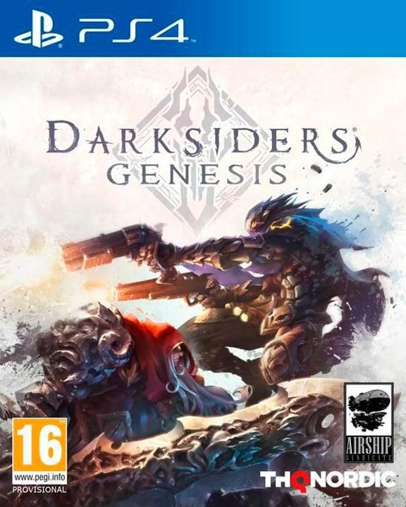 PS4 - Darksiders Genesis F Box 785300145977 Photo no. 1