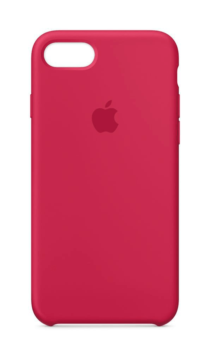 iPhone 8 & 7 coque en silicone rose rouge Apple 785300130026 Photo no. 1