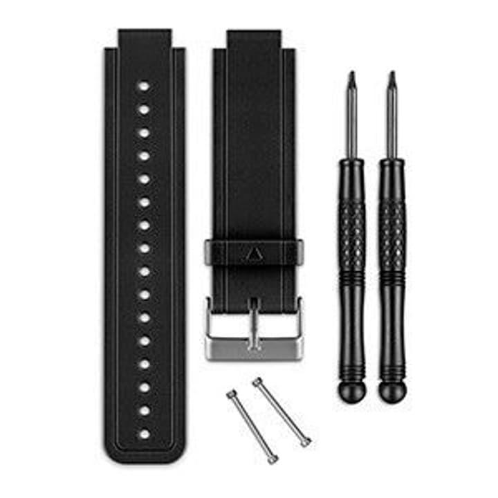 Vivoactive Silikon Armband schwarz Garmin 785300125452 Bild Nr. 1