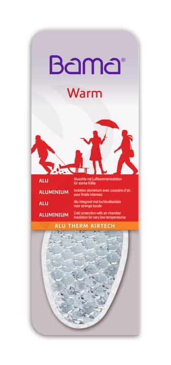 Alu Therm Airtech Semelle chauffante Bama 499649836010 Couleur blanc Taille 36 Photo no. 1