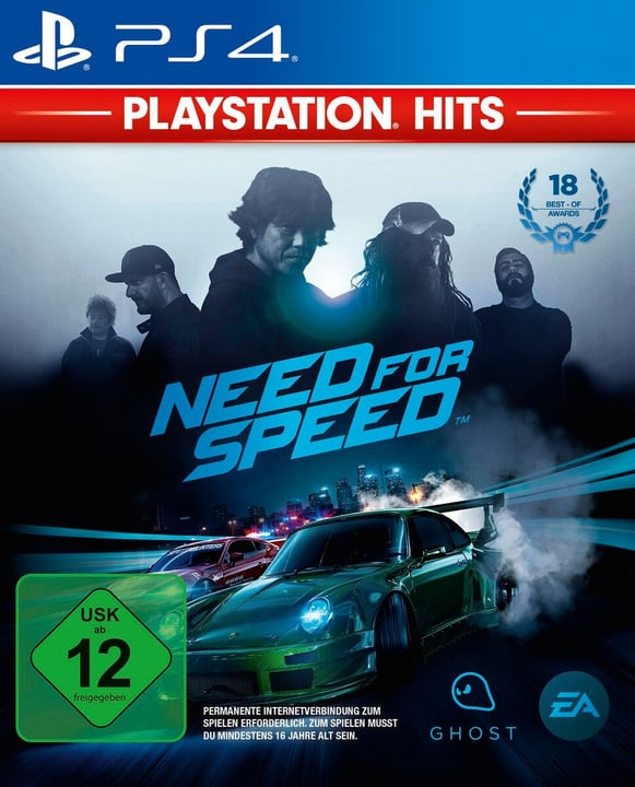 Need for Speed [PS4] (D) Box 785300138740 Bild Nr. 1