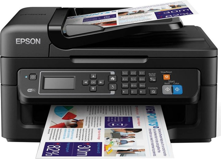 Workforce WF-2630WF Stampante Epson 785300129004 N. figura 1