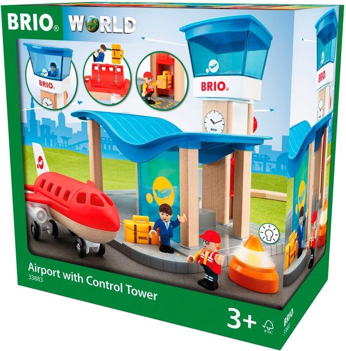 Brio Flughafen mit Tower 747656300000 Bild Nr. 1