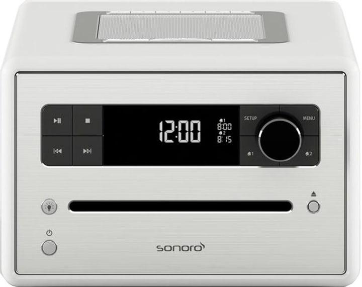 CD2 - Weiss Micro HiFi System Sonoro 772144000000 Bild Nr. 1