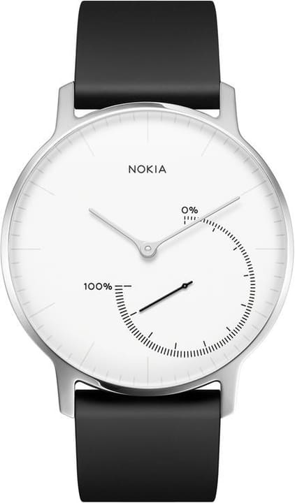 Activity Steel Noir et Blanc Activity Tracker Nokia 785300129751 Photo no. 1