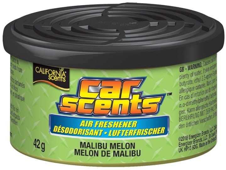 California Scents Car Malibu Melon Désodorisant CALIFORNIA SCENTS 620280400000 Photo no. 1