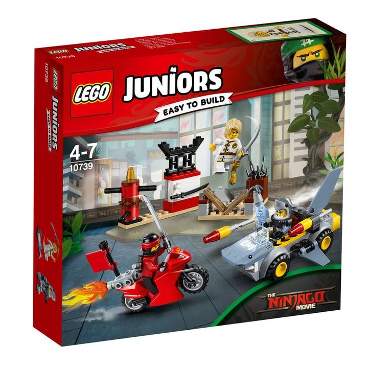 LEGO Juniors Squalo all'attacco 10739 748845800000 N. figura 1
